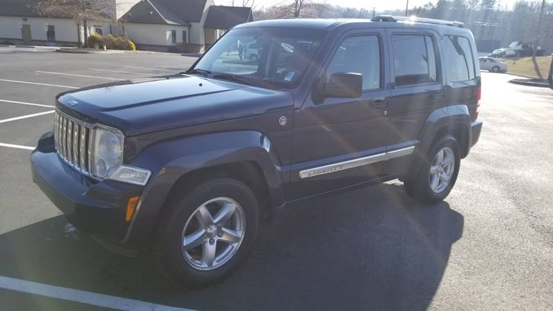 2008 Jeep Liberty For Sale At Volunteer Motors U0026 Trailer Sales   Knoxville  In Knoxville TN