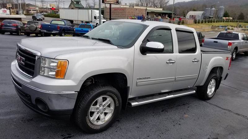2011 gmc sierra 1500 sle in knoxville tn volunteer for City motors knoxville tn