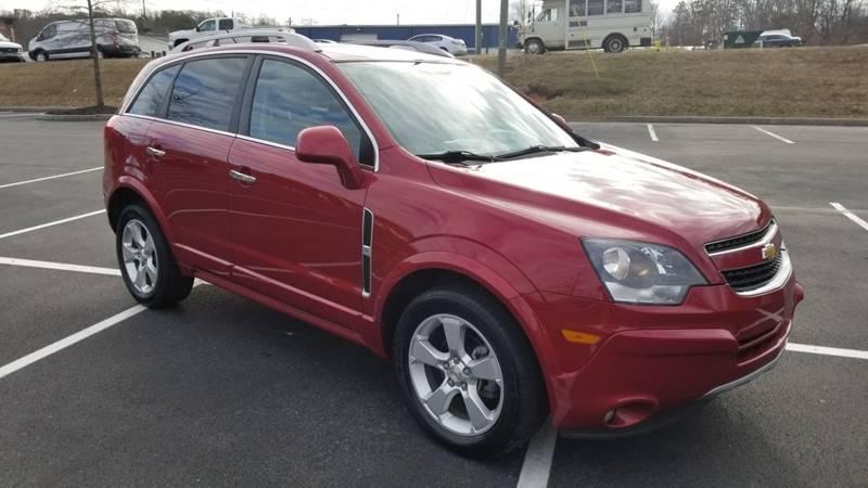 2015 Chevrolet Captiva Sport Fleet Ltz In Knoxville Tn
