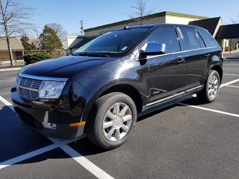 2007 lincoln mkx for sale in tennessee for City motors knoxville tn