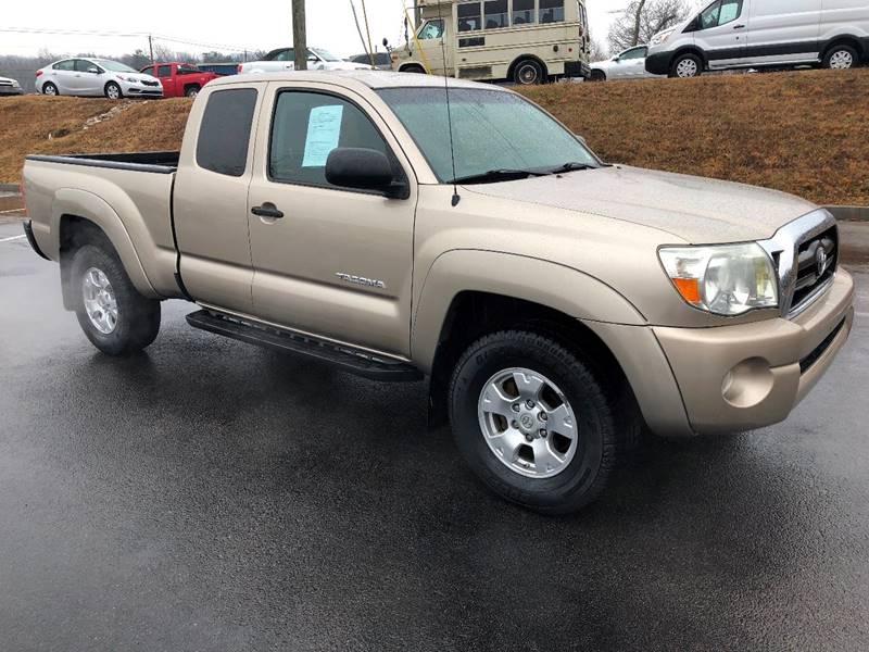 2007 Toyota Tacoma V6 In Knoxville Tn Volunteer Motors