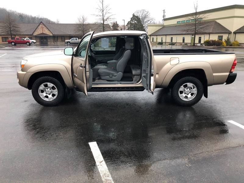 2007 toyota tacoma v6 in knoxville tn volunteer motors for City motors knoxville tn