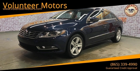 Cc Used Cars Knoxville Tn >> 2016 Volkswagen Cc For Sale In Knoxville Tn