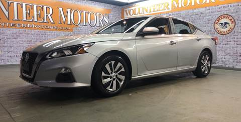 2019 Nissan Altima for sale in Knoxville, TN