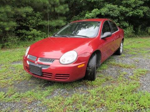 2005 Dodge Neon for sale in Creedmoor NC