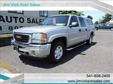 2006 GMC Sierra 1500 for sale in North Bend, OR