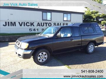 1999 Nissan Frontier for sale in North Bend, OR