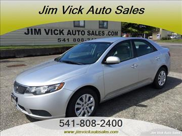 2011 Kia Forte for sale in North Bend, OR