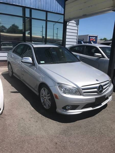 2008 Mercedes Benz C Class AWD C 300 Luxury 4MATIC 4dr Sedan   Fort