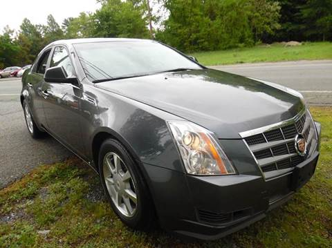 2008 Cadillac CTS for sale at L A Used Cars in Abington MA