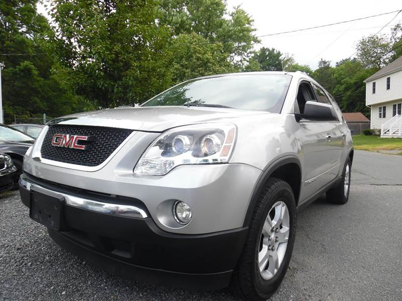 2008 GMC Acadia for sale at L A Used Cars in Abington MA