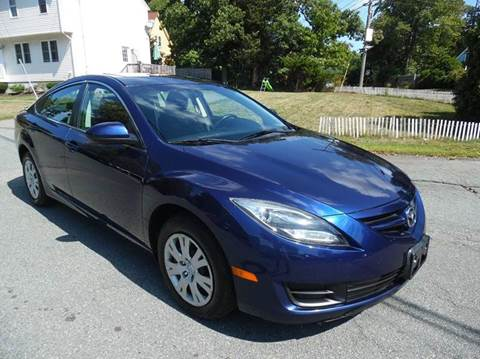 2011 Mazda MAZDA6 for sale at L A Used Cars in Abington MA