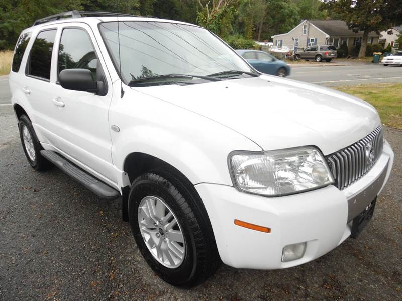 2006 Mercury Mariner for sale at L A Used Cars in Abington MA