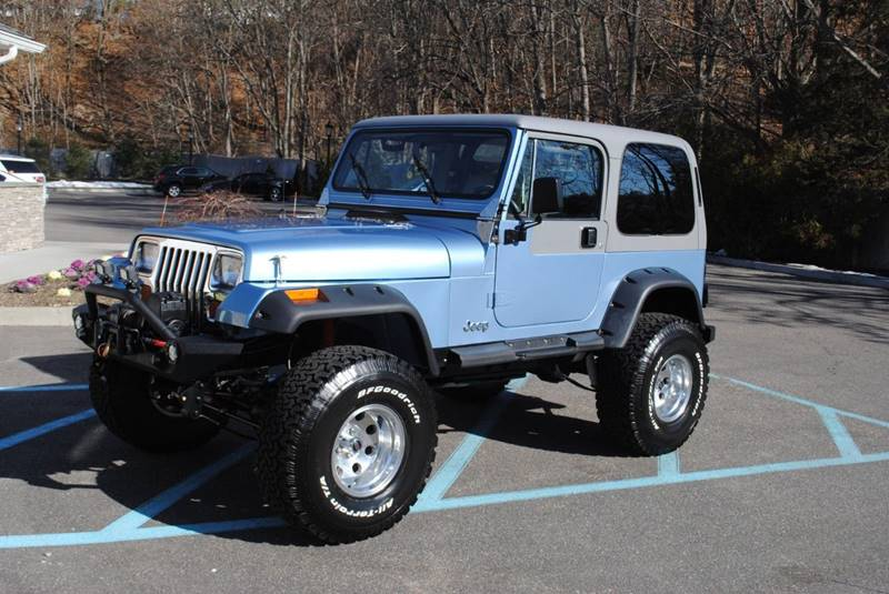 1989 Jeep Wrangler 2dr Laredo 4WD SUV In Las Vegas NV - For sale by