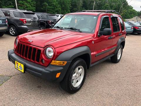 2006 Jeep Liberty for sale in Abington, MA