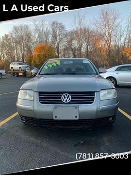 2005 Volkswagen Passat for sale in Abington, MA