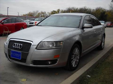 2006 Audi A6 for sale in Grand Prairie, TX
