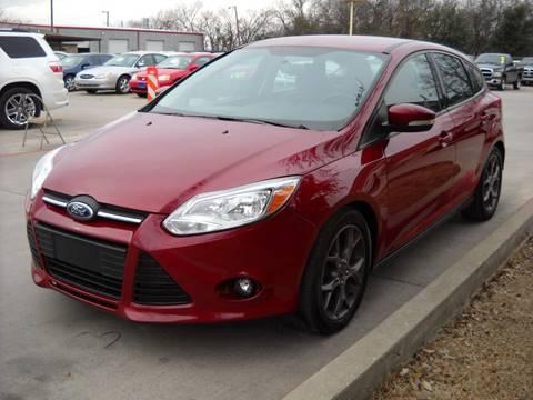 2013 Ford Focus for sale in Grand Prairie, TX