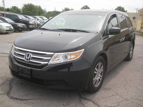 2011 Honda Odyssey for sale in Euclid, OH