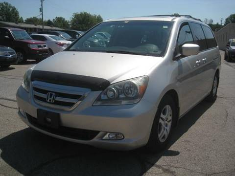 2006 Honda Odyssey for sale in Euclid, OH