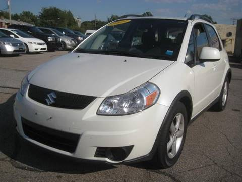 2009 Suzuki SX4 Crossover for sale in Euclid, OH