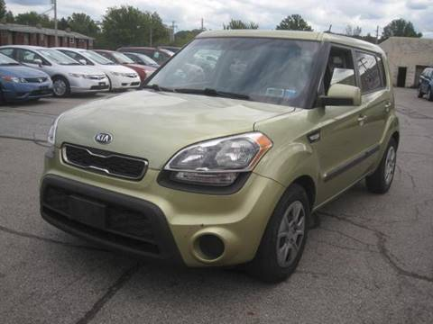 2013 Kia Soul for sale in Euclid, OH