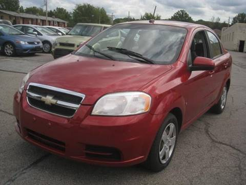 2009 Chevrolet Aveo for sale in Euclid, OH