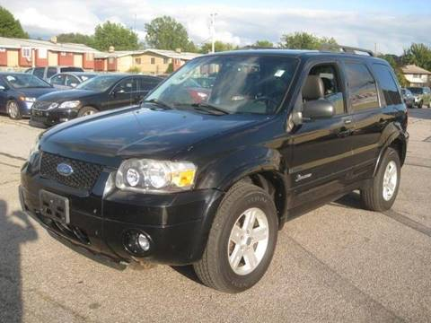 2007 Ford Escape Hybrid for sale in Euclid, OH
