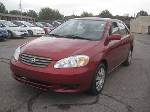 2004 Toyota Corolla for sale in Euclid, OH