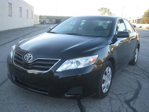 2010 Toyota Camry for sale in Euclid, OH