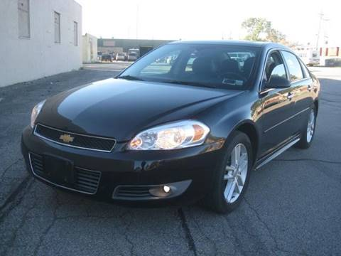 2012 Chevrolet Impala for sale in Euclid, OH