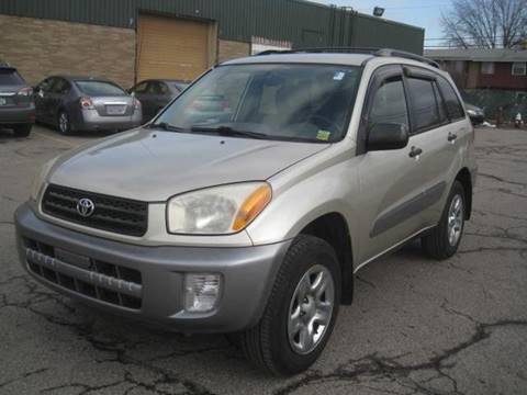 Toyota rav4 2003 for sale