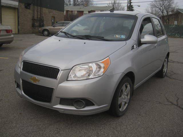 2010 Chevrolet Aveo Aveo5 Lt 4dr Hatchback W1lt In Euclid Oh