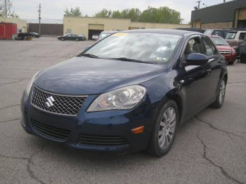 2010 Suzuki Kizashi for sale in Euclid, OH