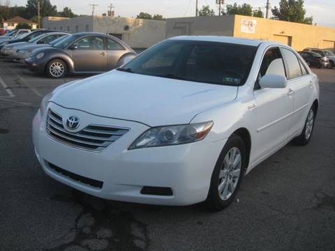 Amazing 2007 Toyota Camry Hybrid For Sale In Euclid, OH