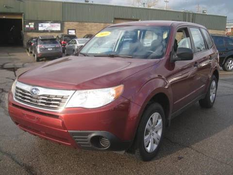 2009 Subaru Forester for sale in Euclid, OH