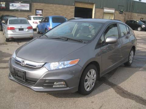 2014 Honda Insight for sale in Euclid, OH