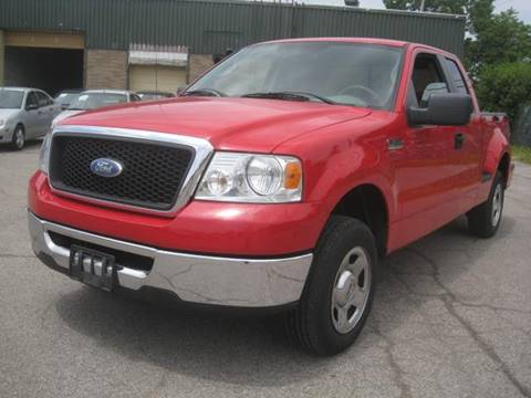 2007 Ford F-150 for sale in Euclid, OH