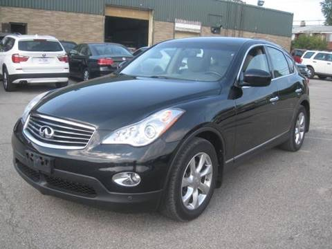 2008 Infiniti EX35 for sale in Euclid, OH