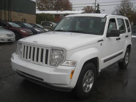 2012 Jeep Liberty for sale in Euclid, OH
