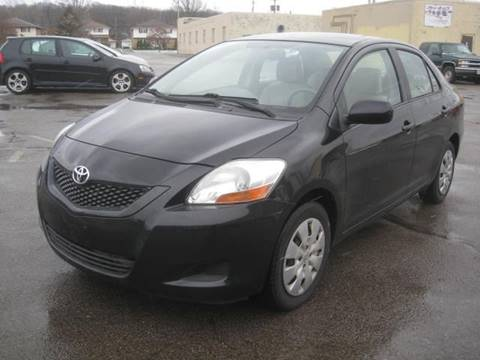 Toyota El Centro >> 2009 Toyota Yaris For Sale In Euclid Oh