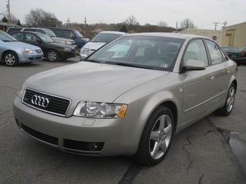 2005 Audi A4 for sale at ELITE AUTOMOTIVE in Euclid OH