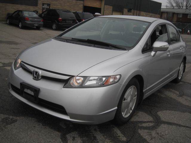 2007 Honda Civic for sale at ELITE AUTOMOTIVE in Euclid OH
