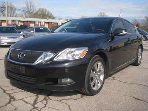 2008 lexus gs 350 for sale in euclid oh. Black Bedroom Furniture Sets. Home Design Ideas