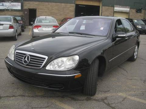 2004 Mercedes Benz S Class For Sale In Euclid Oh