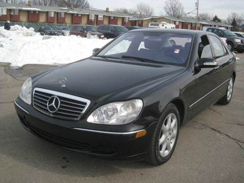 2004 Mercedes-Benz S-Class for sale in Euclid, OH