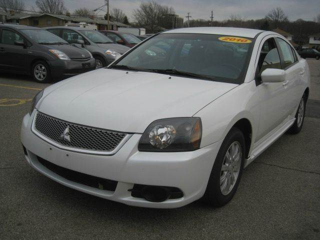 2010 Mitsubishi Galant for sale at ELITE AUTOMOTIVE in Euclid OH