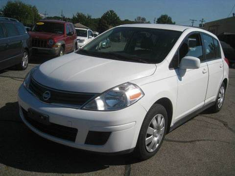 2010 Nissan Versa for sale at ELITE AUTOMOTIVE in Euclid OH