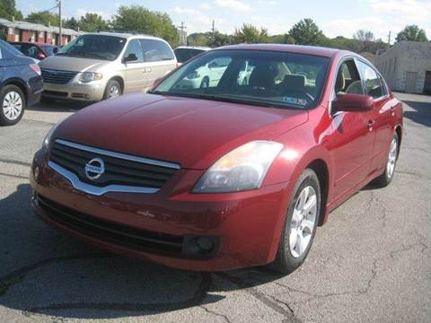 2007 Nissan Altima for sale at ELITE AUTOMOTIVE in Euclid OH