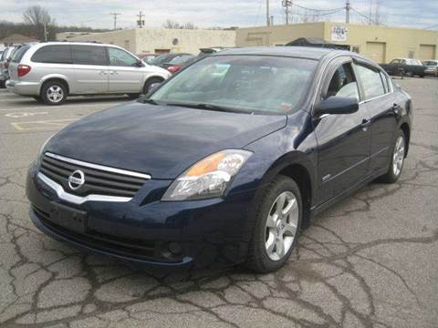 used 2007 nissan altima hybrid for sale. Black Bedroom Furniture Sets. Home Design Ideas